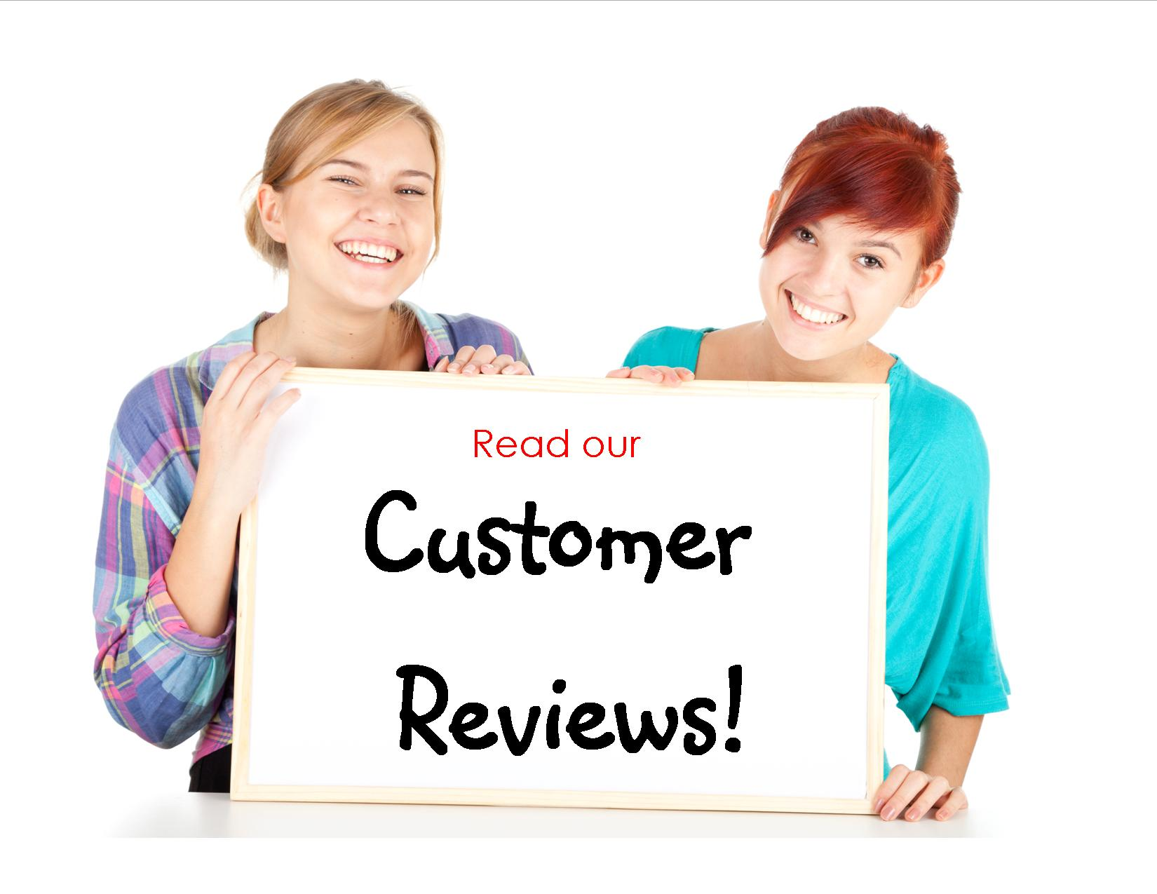 Customer-Reviews